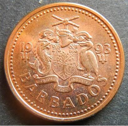 Barbados Coins Money
