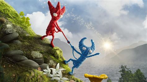 Unravel Wallpaper unravel two review ign