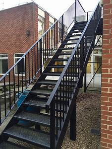 Steel Staircase  Spiral Staircases  Metal Spiral Stairs