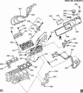 2003 Buick Rendezvous Engine Asm