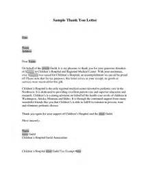 Resume Dealing With Money by Donor Thank You Letter Sle Sles Of Thank You Letter For Donations Social Media