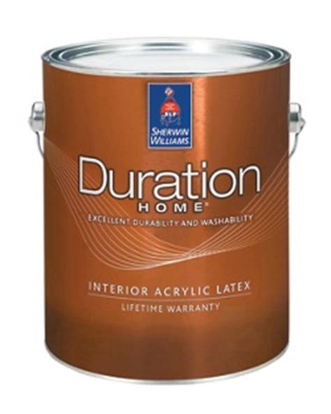 duration home interior acrylic paint homeowners
