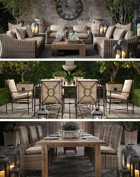 25+ Best Ideas About Restoration Hardware Outdoor On