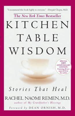 kitchen table wisdom kitchen table wisdom stories that heal 10th anniversary