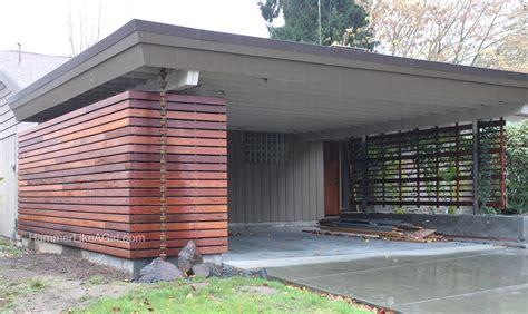 enclosed carport ideas woodwork carport enclosure plans pdf plans