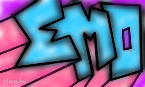 Grafiti Emo :  Queeky