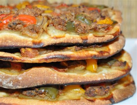 recettes de cuisine turque lahmacun pizza turque les recettes de la cuisine de asmaa
