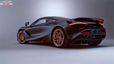 [top Cars] Mso Mclaren 720s Gold & Black 👌 Best Luxury