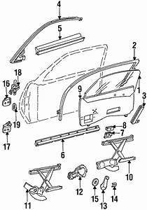 Pontiac Grand Am Channel Assembly