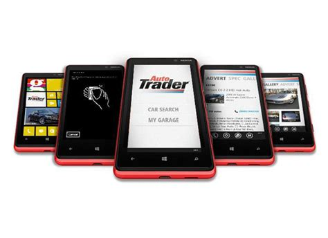 Auto Trader App Arrives On Windows Phone