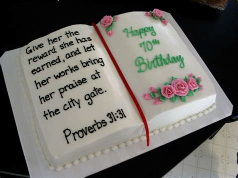 70th Birthday Cakes Mom