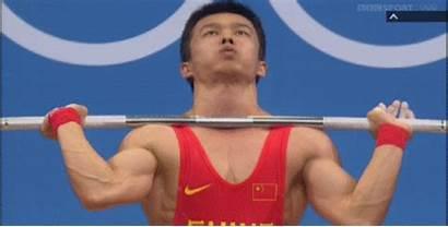 Weightlifting Short London Olympics Wu Fail Lift