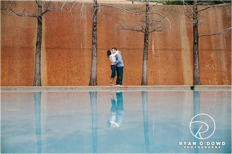 david s engagement shoot fort worth water