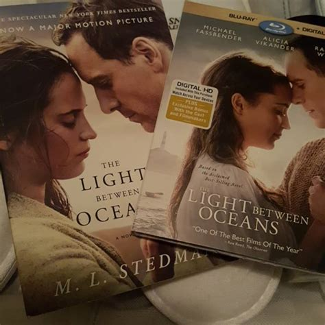 the light between oceans now on bluray at home viewing lightbetweenoceansbluray