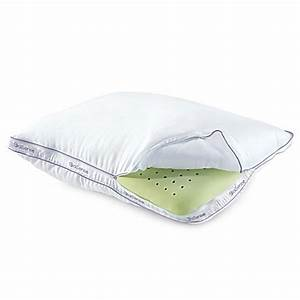 brookstoner biosenser memory foam classic pillow with With better than my pillow