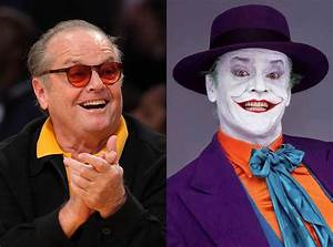 Jack, Nicholson, From, Stars, Who, U0026, 39, Ve, Played, The, Joker