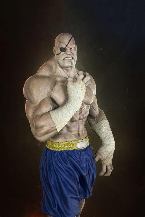 Cg Street Fighter Fan Art Saget — Geektyrant