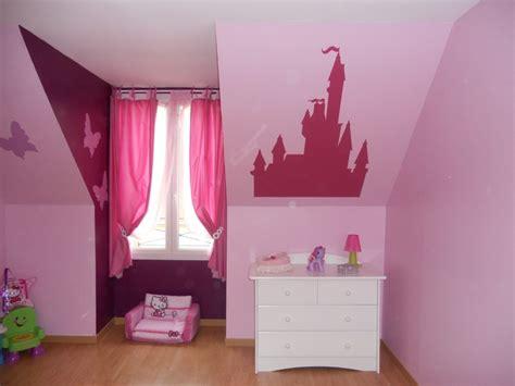 chambre fille princesse chambre de princesse photo 2 3 chambre fille