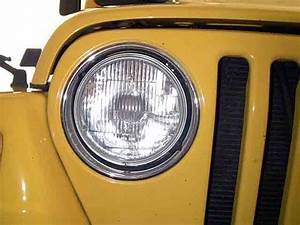 Tj Hella Headlight Replacement