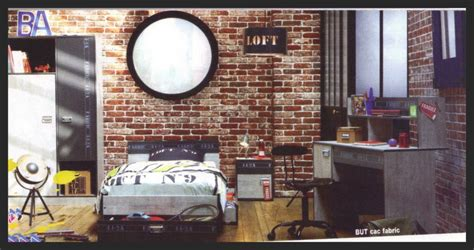 chambre ado style industriel chambre ado industriel photos de conception de maison