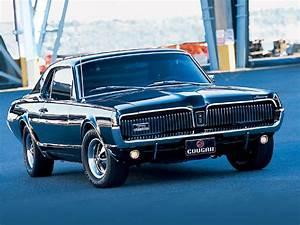 1967 Mercury Cougar Xr7 - Black Magic