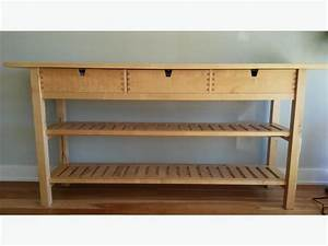 Buffet Metal Ikea : log dining table mango wood metal dining table ikea norden sideboard north saanich sidney ~ Teatrodelosmanantiales.com Idées de Décoration