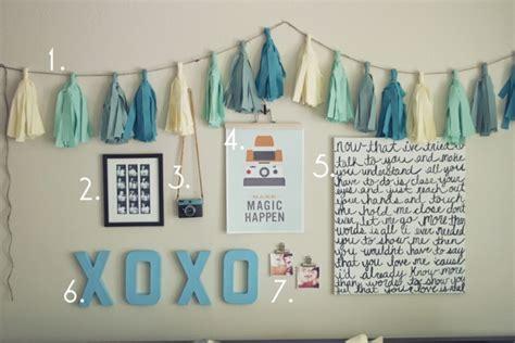 appareil photo chambre 1001 idées tutoriels et idées pour votre diy déco chambre