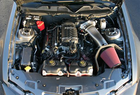 mustang money shots engine bay finally spied