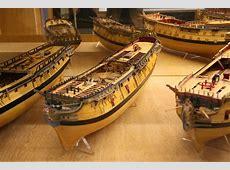 Photos contemporary models of HMS Inconstant of 1783, HMS
