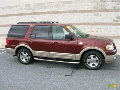 2006 ford expedition paint colors
