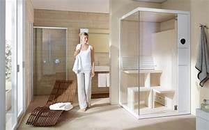 Sauna Für Badezimmer : sauna auf kleinstem raum von duravit lifestyle und design ~ Watch28wear.com Haus und Dekorationen