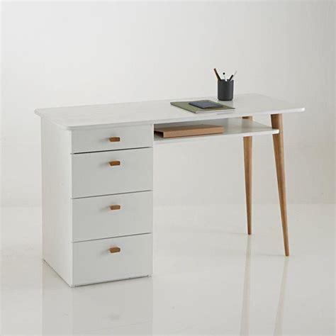 bureau vintage la redoute bureau 4 tiroirs jimi bureaux et