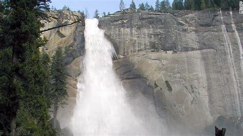 Swimmer Swept Over Yosemite Waterfall Cnn