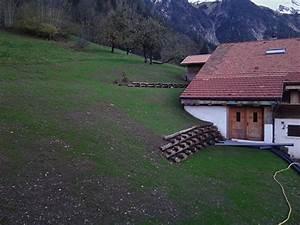 nivremcom terrasse bois sur terrain en pente diverses With terrasse terrain en pente