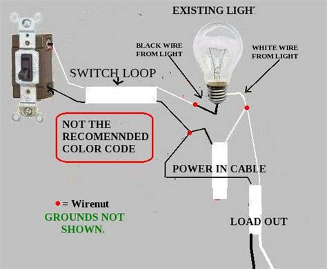 normal    common wire    switch