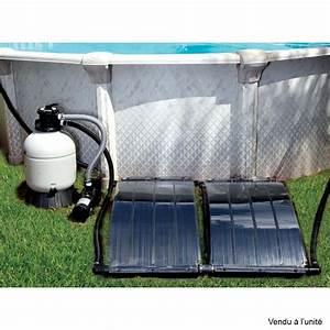 smartpool chauffage solaire pour piscine hors sol s204 With installation chauffage solaire piscine