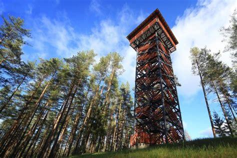 Vērot Latvijas plašumus nu var arī virtuālajā skatu tornī ...