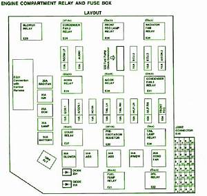 2001 Hyundai Santa Fe Fuse Box Diagram  U2013 Auto Fuse Box Diagram