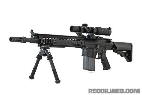 Knight's Sr-25 Enhanced Combat Carbine