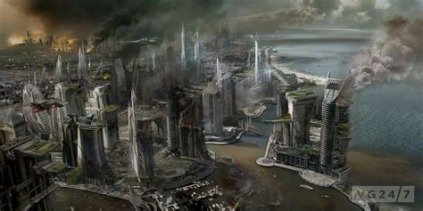 Killzone Mercenary Concept Art Shows Helghast And Vekta