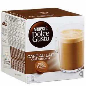 Café Au Lait : nescafe dolce gusto cafe au lait coffee hot drinks ~ Carolinahurricanesstore.com Idées de Décoration