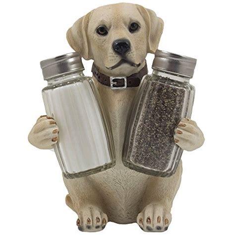 Labrador Retriever Salt and Pepper Shaker Set with