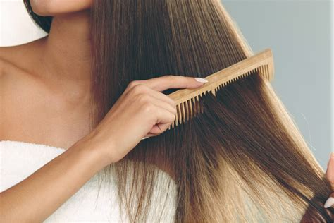 wooden combs  great   hair beauty hacked