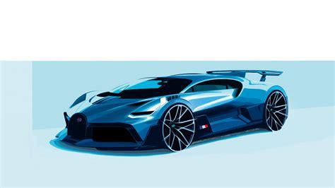 Bugatti sketch at paintingvalley com explore collection of. Bugatti Divo (2018) - Design Sketch | Konzeptfahrzeuge, Coole autos, Superauto