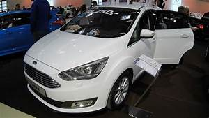 C Max 2017 : ford c max titanium frost white colour model 2017 walkaround and interior youtube ~ Medecine-chirurgie-esthetiques.com Avis de Voitures