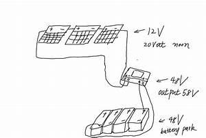 48 Volt Battery Wiring Diagram