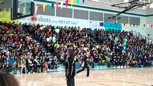 Christopher High School 3 Point Shoot-out - YouTube