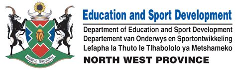 library assistant learnerships  north west department