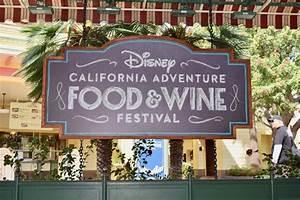 Disney California Adventure Food and Wine Festival 2019