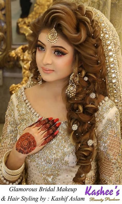 kashees beauty parlour bridal   brides